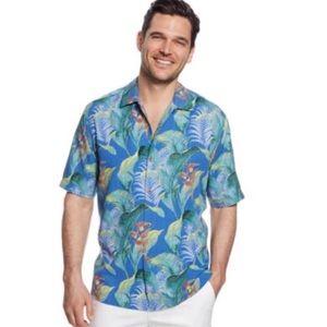 Tommy Bahama Bungalow Breeze Hawaiian Shirt
